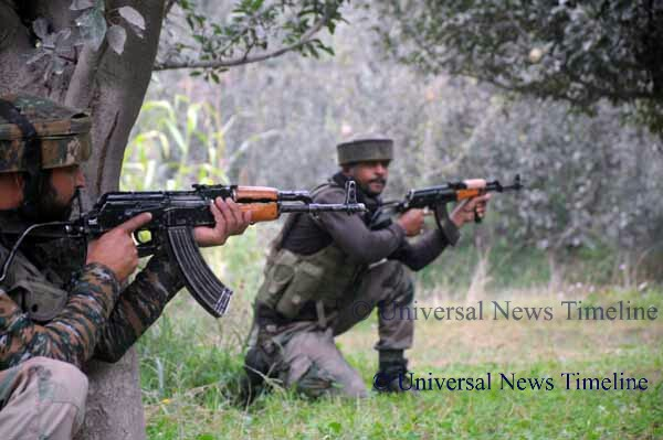 515 infiltration bids across LoC in 2017, 75 terrorists killed: Government